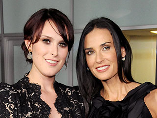 Was Rumer with Mom Demi During 911 Crisis? | Demi Moore, Rumer Willis