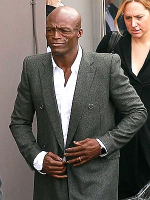 Seal Still Wears Wedding Ring After Split from Heidi Klum