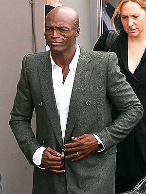 Seal Still Wears Wedding Ring After Split from Heidi Klum