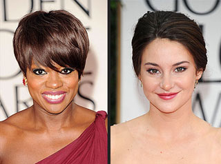 Viola Davis, Shailene Woodley Join List of SAG Presenters | Shailene Woodley, Viola Davis