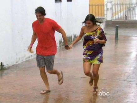 Ben Flajnik Gets Wet (and Naked!) on The Bachelor| Celebrity Blog, The Bachelor, Ben Flajnik