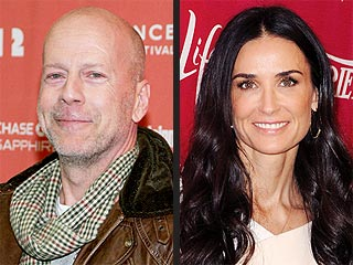 Bruce Willis Urged Demi Moore to Seek Help | Bruce Willis, Demi Moore