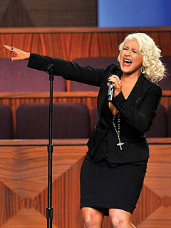IN HER WORDS: Christina Aguilera&#39;s Tribute to Etta James | Christina Aguilera