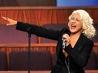 IN HER WORDS: Christina Aguilera's Tribute to Etta James | Christina Aguilera