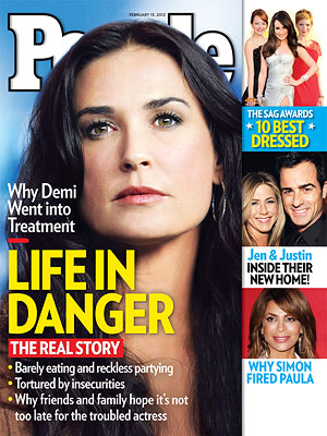 Inside Demi Moore's Dangerous Desperation to 'Stay Young and Skinny'