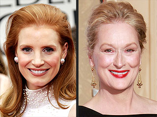 Jessica Chastain Reveals Her 'Embarrassing' Encounter with Meryl Streep