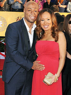 J.R. Martinez Baby Name Won't Be 'Apple Cider' or 'Salami'