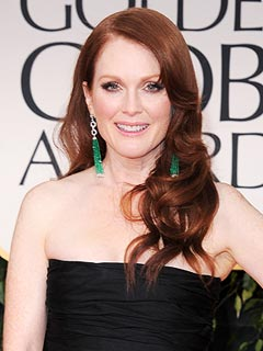 Julianne Moore Robbed of $127,000 Worth of Jewelry | Julianne Moore