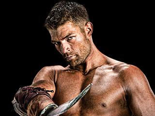 Meet New Spartacus Hunk Liam McIntyre