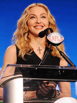 Super Bowl 2012: Madonna Discusses Her Performance