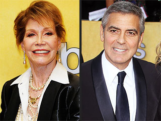 Love in an Elevator: Mary Tyler Moore&#39;s George Clooney Moment | George Clooney, Mary Tyler Moore