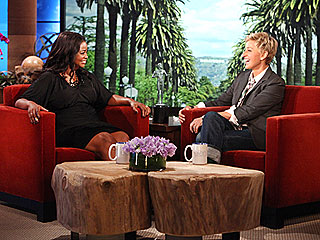 Octavia Spencer Dons Triple Spanx for Red Carpet | Ellen DeGeneres, Octavia Spencer