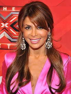 Fired Paula Abdul Is Still Friends with Simon | Paula Abdul