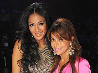 Paula Abdul & Nicole Scherzinger Won't Be Back on The X Factor | Nicole Scherzinger, Paula Abdul