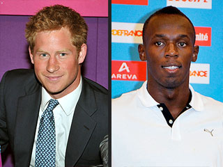 Can Prince Harry Beat the Fastest Man in the World in a Race?