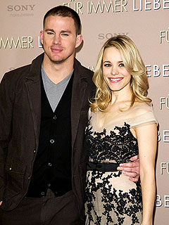 What Was Channing Tatum's Between-the-Sheets Surprise for Rachel McAdams? | Channing Tatum, Rachel McAdams