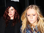 Rumer Willis Spends Weekend Partying in L.A. | Glenn Close, Rumer Willis