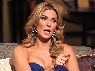 Real Housewives of Beverly Hills's Brandi Glanville: I'm Not a Bully | Brandi Glanville