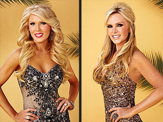 Real Housewives Shocker! Gretchen & Tamra Make Up! | Gretchen Rossi