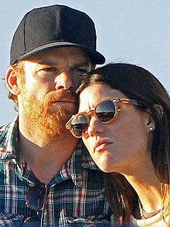 Michael C. Hall and Jennifer Carpenter Cuddle Up Post-Divorce | Jennifer Carpenter, Michael C. Hall