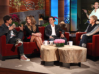 Jennifer & Marc (Mostly) Get Along on Q'Viva! The Chosen | Jennifer Lopez, Marc Anthony