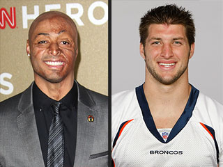 Tim Tebow Wants to Be on DWTS, Says J.R. Martinez | J.R. Martinez, Tim Tebow