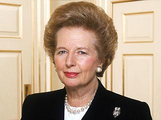 Margaret Thatcher Dies at 87