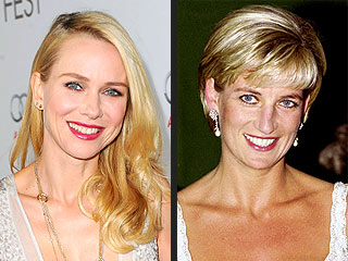 Naomi Watts to Play Princess Diana | Naomi Watts, Princess Diana