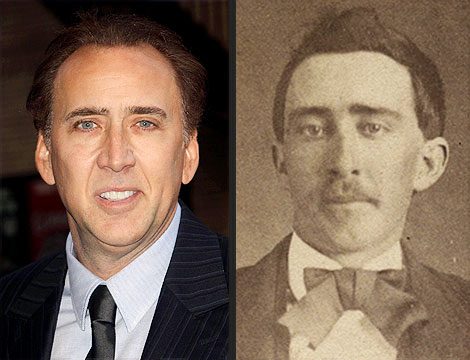 Nicolas Cage Is Pretty Sure He's Not a Vampire | Nicolas Cage