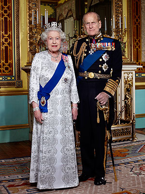 Queen Elizabeth's Diamond Jubilee Portrait| The Royals, The British Royals, The Royals, Prince Philip, Prince William, Queen Elizabeth II
