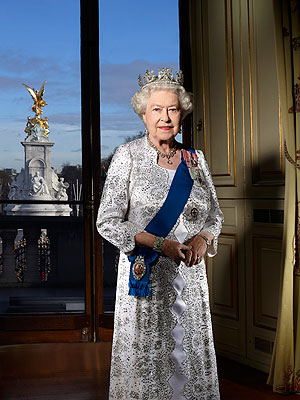 Diamond Jubilee: Queen Elizabeth's Anniversary -- New Portrait Released