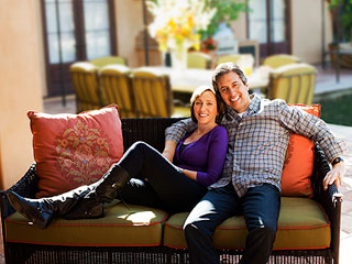 Ray and Anna Romano Give Back After Her Breast Cancer Fight | Ray Romano