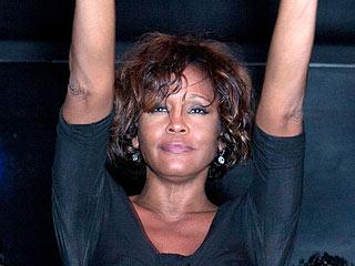 PHOTO: Whitney Houston Takes Center Stage at Pre