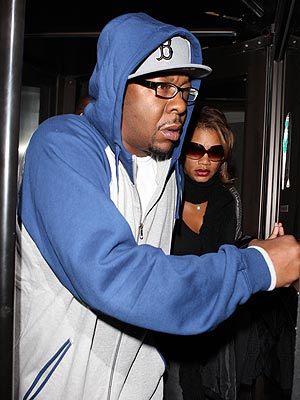 Bobby Brown Lands in L.A. After Whitney Houston's Death | Bobby Brown