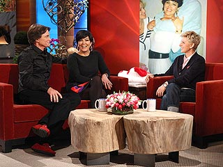 Bruce Jenner: Kim Kardashian's 'Next Guy's Got to Go Through Me' | Bruce Jenner, Ellen DeGeneres, Kris Jenner