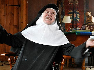 Nun Who Starred with Elvis Headed to This Year's Oscars