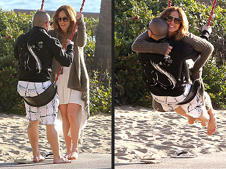 Jennifer Lopez Dating Casper Smart; Spend Valentine's Day Together