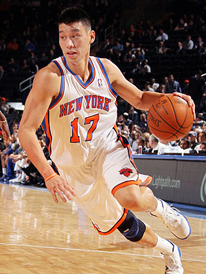 帅爸说最近NBA出了个亚裔篮球新秀林书豪-哈佛小子篮球明星林书豪