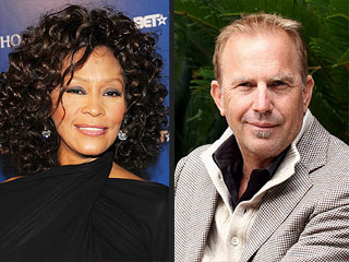 Kevin Costner Says He Was 'Lucky' to Know Whitney Houston | Kevin Costner, Whitney Houston