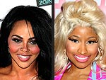Lil' Kim Calls Nicki Minaj a 'Stupid H–' After Grammy Spectacle | Lil' Kim, Nicki Minaj