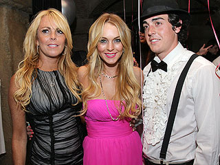 Police Called to Dina Lohan's Home After Altercation with Lindsay