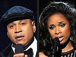Grammy Awards Pay Tribute to Whitney Houston, Etta James | Jennifer Hudson, LL Cool J
