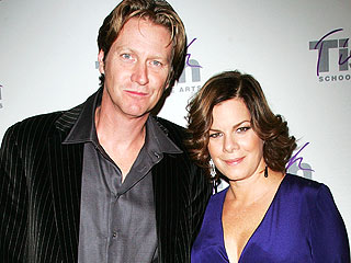 Marcia Gay Harden Files for Divorce | Marcia Gay Harden