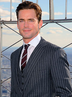 White Collar&#39;s Matt Bomer Comes Out | Matthew Bomer
