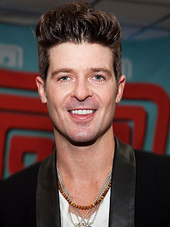 Robin Thicke Arrested for Marijuana Possession | Robin Thicke