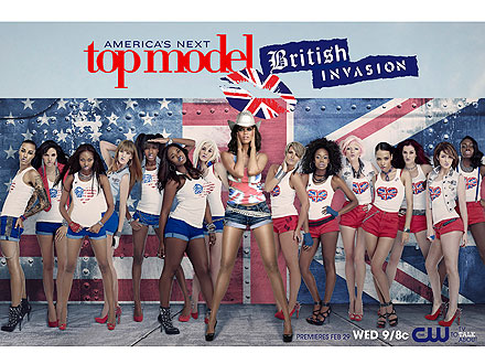 Tyra Banks Promises Tears, Emotion & Angry Models on  America's Next Top Model: British Invasion | Tyra Banks