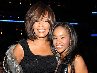 Bobbi Kristina 'Broke Down' at Whitney's Funeral, Says Mourner