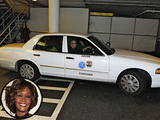 Whitney's Body Transported Nine Hours After Medics Arrived