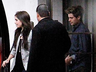 Zac Efron & Lily Collins Spend Valentine's Day Together | Lily Collins, Zac Efron
