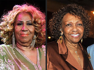 Aretha Franklin Denies Rift with Whitney Houston's Mother